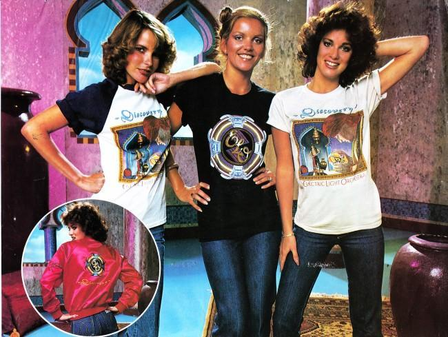 17 I Groovy Vintage T Shirt Adverts