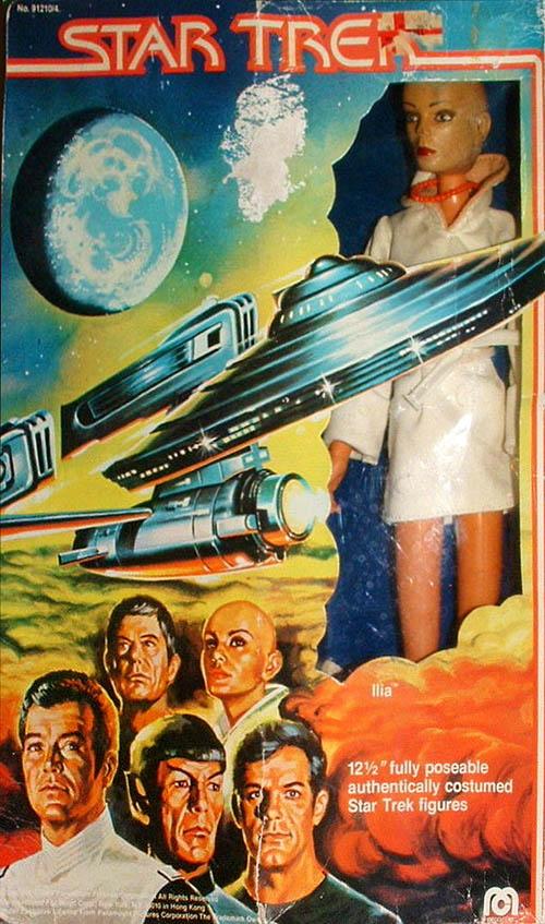 1979 MEGO STAR TREK LLIA