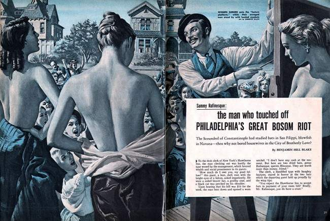 232 male59sep kunstler Weasels Ripped My Flesh! 10 Awesome Pulp Headlines