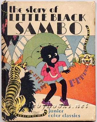 Book5 A History Of Controversial Childrens Books: Sex, Sambo And Obscene Rebellion