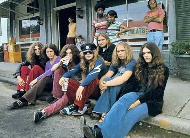 Lynyrd 70s Rock Bands: When It Was Cool To Look Homeless