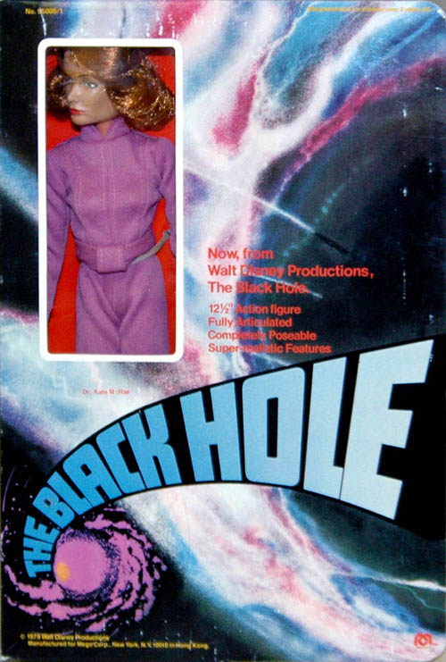 Mego KATE MCRAE The Black Hole Vintage 1979