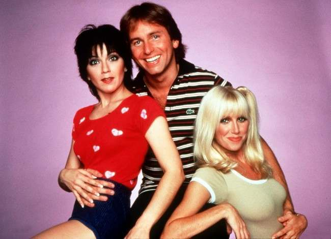 Threes Company Great Moments in Phallic Occurrences