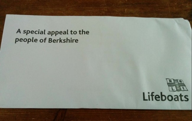 berkshire lifeboat appeal