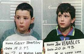 Robert Thompson Jamie Bulger