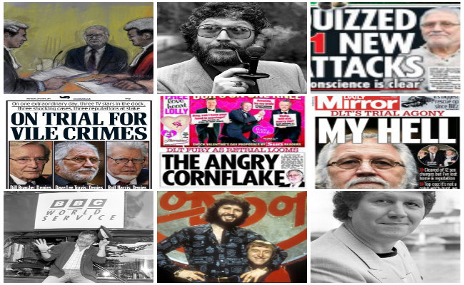 collage2 Dave Lee Travis Was Snared By The Child Abuse Panic