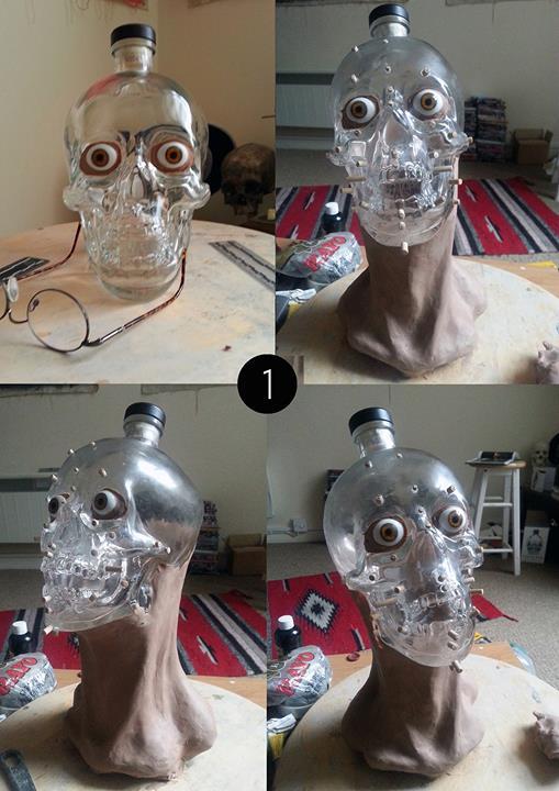 creepy vodka face