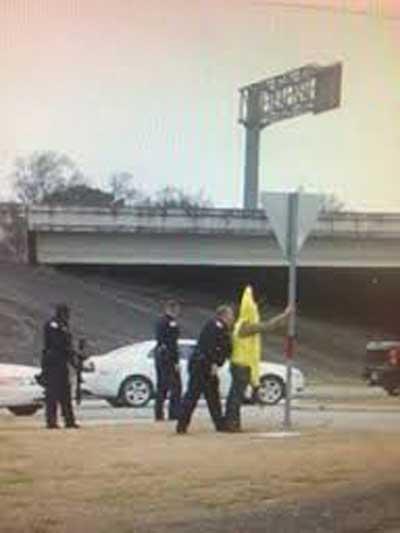 gun banana