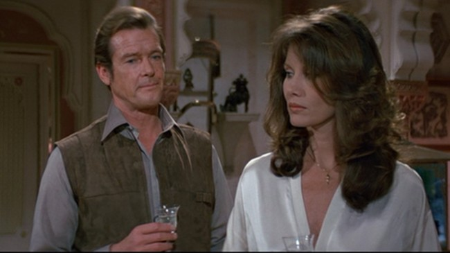 moore5 Shaken Not Stirred: Five Great Character Moments in the Roger Moore James Bond Era