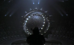 portal5 300x184 Portals of Light, Portals of Dark: The Yin and Yang of Contact (1997) and Event Horizon (1997)
