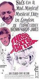 sid james Three Hats For Lisa: Swinging London And Sid James Gives The Greatest Musical Performance In Cinema History