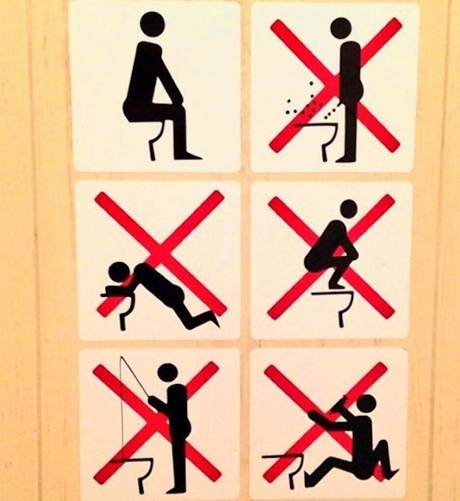 sochi bathroom rules