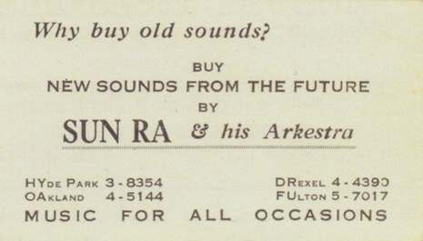 sun ra cards A Black Gnostic Introduction To Sun Ra And His Archestra: Space Is the Place For Saturns Angel Race