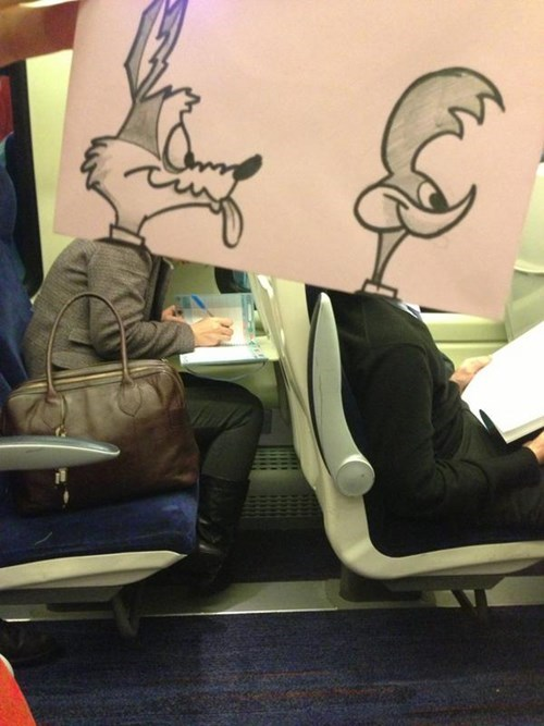 train heads 5
