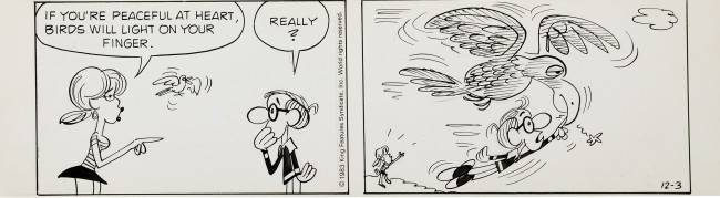 woody allen inside 6 Inside Woody Allen: When The Comic Was A Syndicated Cartoon