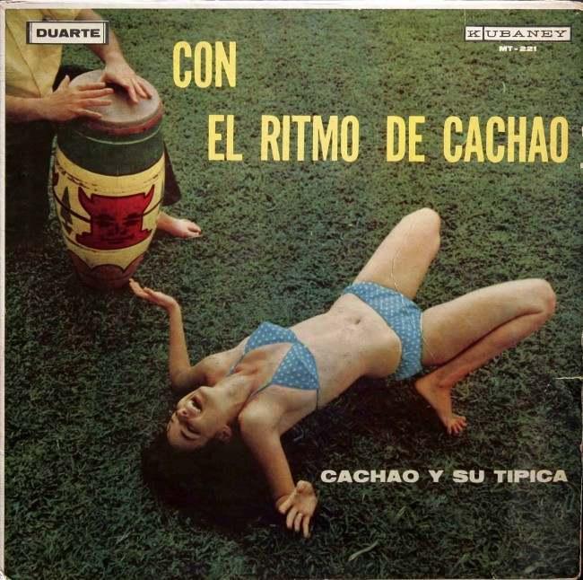 Cachao Y Su Tipica – Con El Ritmo De Cachao, Cuba (1961)