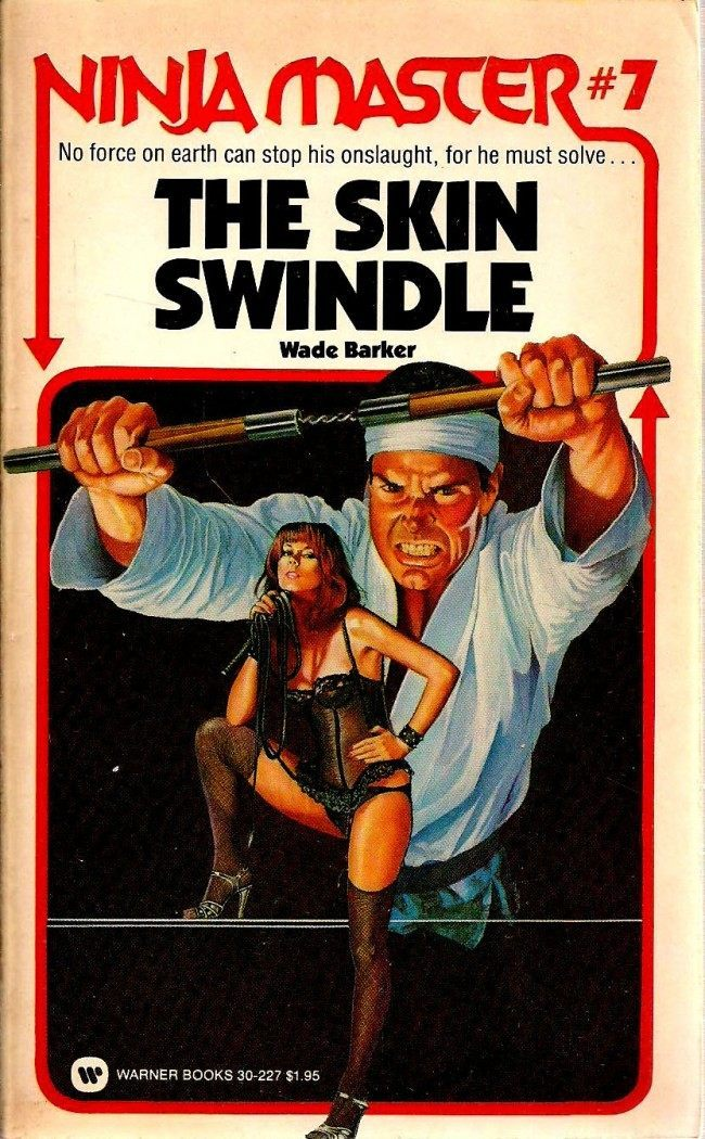008_vintage espionage paperback