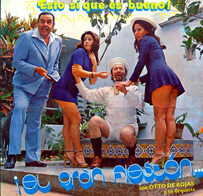 Otto de Rojas - El Gran Fiestón, Peru