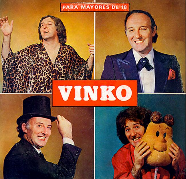 Vinko – Para Mayores De 18, Argentina (1982)