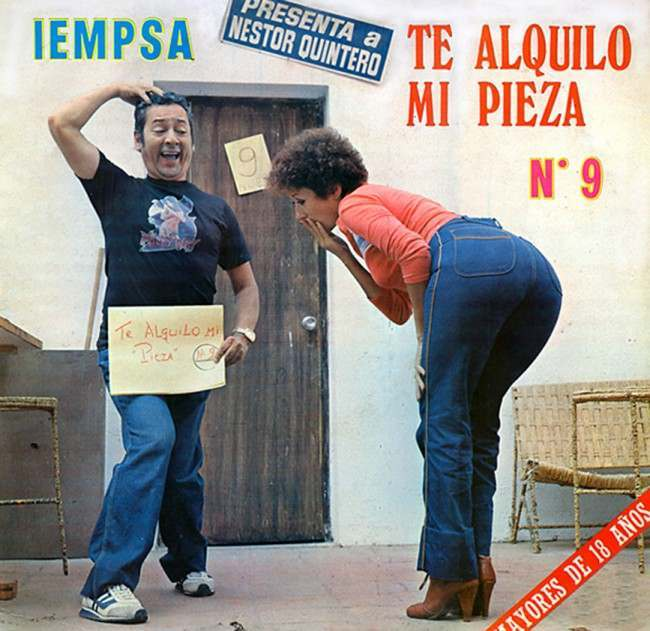 spanish album cover