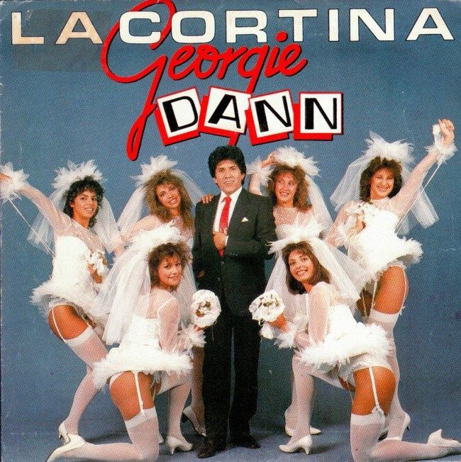 Georgie Dann – La Cortina, Spain (1986)