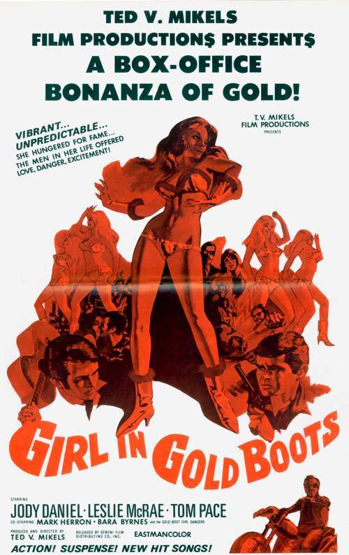 Girl in Gold Boots 602 Exploring the IMDb Bottom 100: The Worst of The 1960s