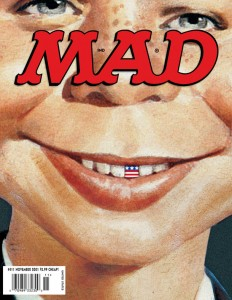 MAD 411 Nadina 232x300 15 Things Mad Magazine Gave The World