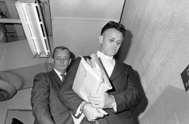 PA 10091377 March 10 1969 In Photos: Martin Luther Kings Innocent Murderer James Earl Ray Jailed For 99 Years