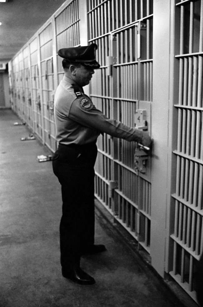 PA 10091388 March 10 1969 In Photos: Martin Luther Kings Innocent Murderer James Earl Ray Jailed For 99 Years