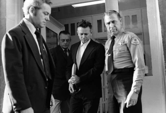 PA 10091394 March 10 1969 In Photos: Martin Luther Kings Innocent Murderer James Earl Ray Jailed For 99 Years
