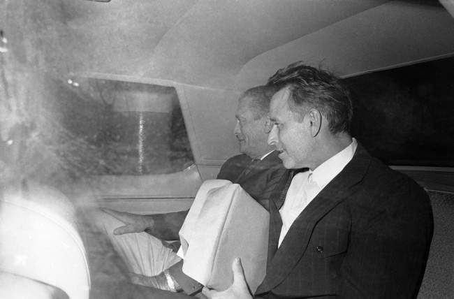 PA 10091395 March 10 1969 In Photos: Martin Luther Kings Innocent Murderer James Earl Ray Jailed For 99 Years
