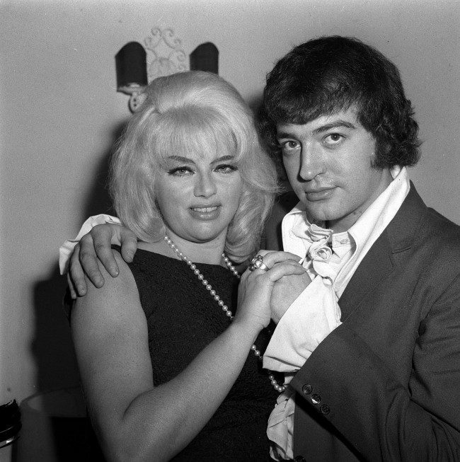 PA 1244660 I Was At Diana Dors Sex Parties: Max Clifford, Bob Monkhouses Slit Eyeballs And The Krays