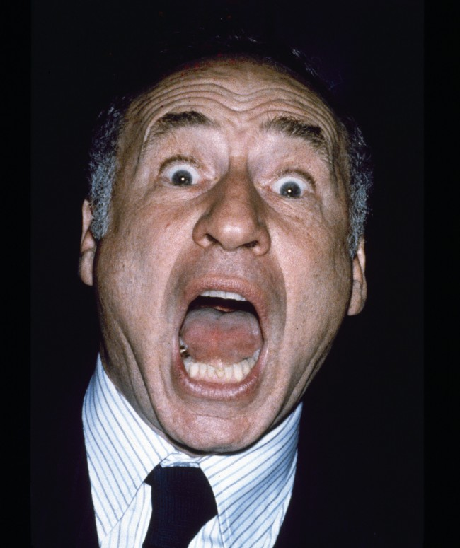 PA 14735134 Brilliant Mel Brooks Knocks Them Bandy In This 1975 Interview