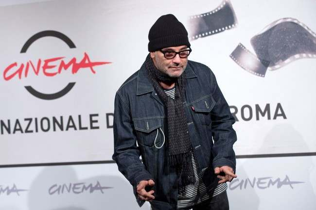 "Director Amos Poe poses during the photo call of the movie ""A Walk in the Park"", presented at the Rome Film Festival, in Rome, Friday, Nov. 9, 2012. (AP Photo/Andrew Medichini)   Date: 09/11/2012"