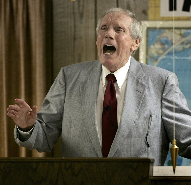 PA 19349307 Fred Phelps Dying Words: I Do It With Boys And Other Magic Moments In The Westboro Baptist Church