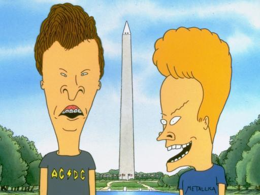PA 3829946 15 Ways Beavis and Butt Head Rule