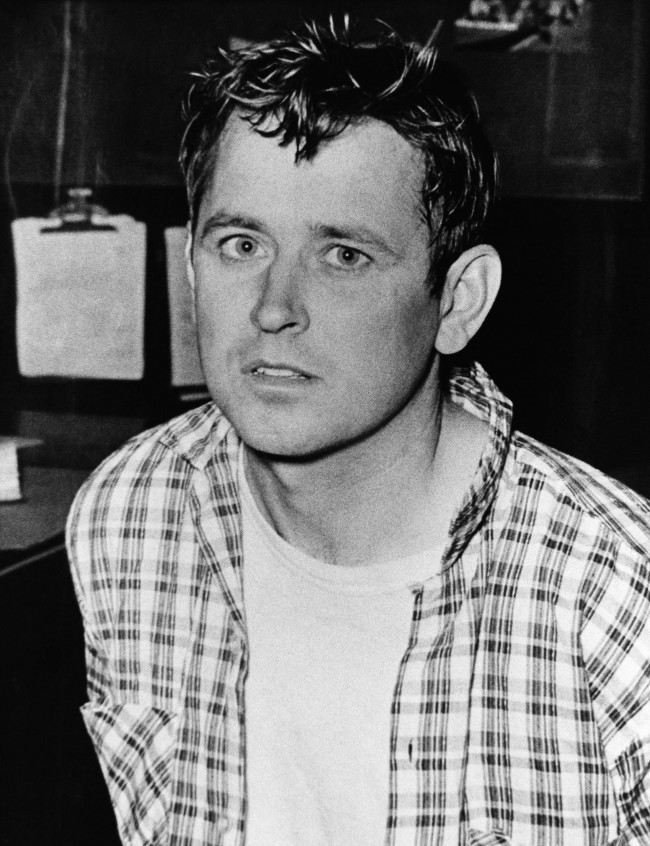 PA 4932755 March 10 1969 In Photos: Martin Luther Kings Innocent Murderer James Earl Ray Jailed For 99 Years