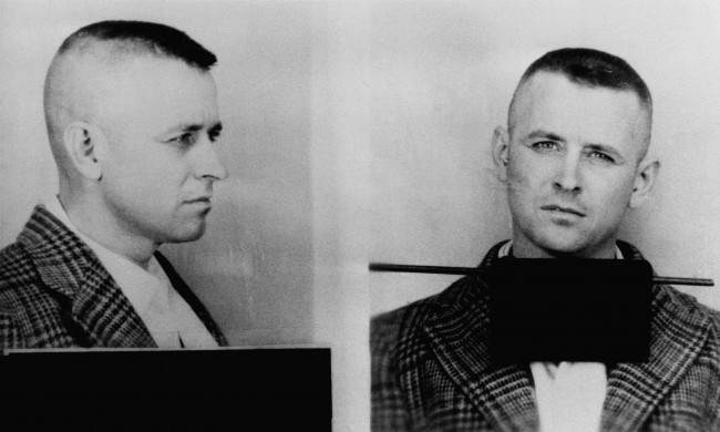 PA 4934408 March 10 1969 In Photos: Martin Luther Kings Innocent Murderer James Earl Ray Jailed For 99 Years