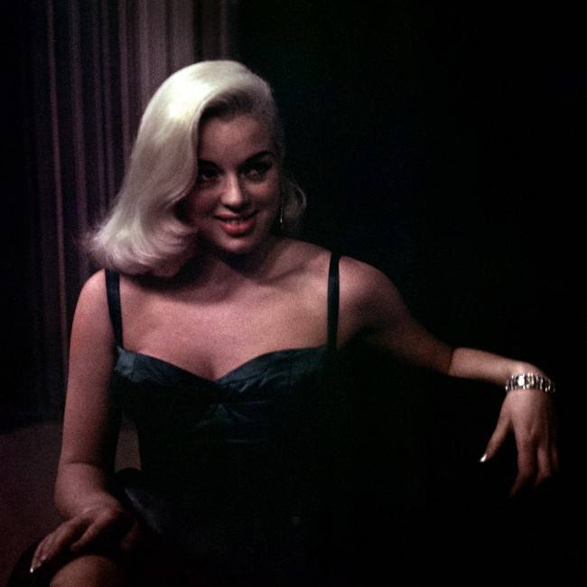 PA 5426755 I Was At Diana Dors Sex Parties: Max Clifford, Bob Monkhouses Slit Eyeballs And The Krays