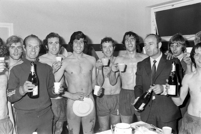 PA 692717 Classic Photo: April 29th 1962   Norwich City Celebrate Winning The Second Division Championship