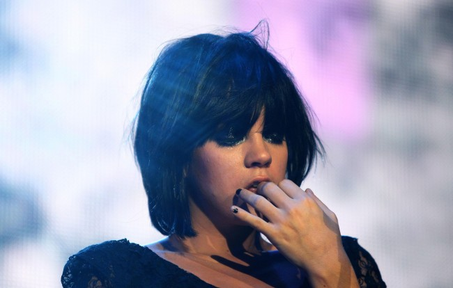 PA 8471723 Lily Allen: Not Keen On Feminists