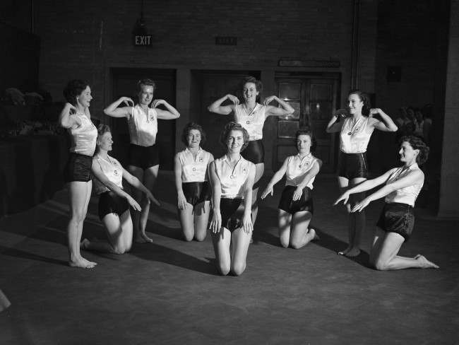 PA 9553416 The Womens League of Health And Beauty: Nazis, Pilates And The Birth Of The Keep Fit Movement