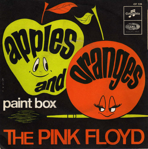 Pink Floyd   Apples and Oranges Fruit of the Rhyme: 8 Songs of Fruit