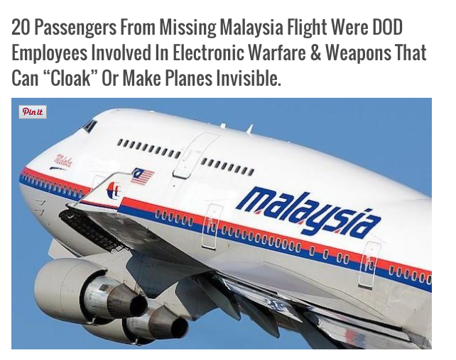 Screen shot 2014 03 17 at 22.01.41 Malaysia Airlines Flight MH370: Stolen By Pirates And Other Batshit Mental Theories In The British Tabloids