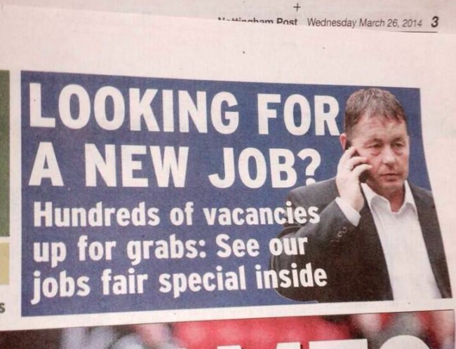 Screen shot 2014 03 26 at 13.39.49 Nottingham Evening Post Nails Sacked Nottingham Forest Manager Billy Davies