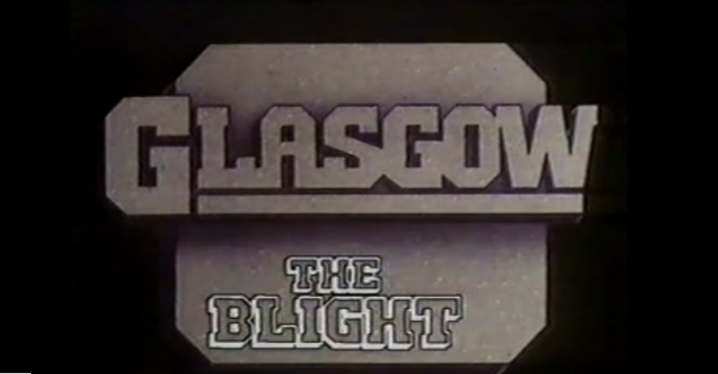 Screen shot 2014 03 30 at 14.27.23 Watch The Blight: A Wonderful Documentary On Glasgows Barrowfield Gang Lands In 1982
