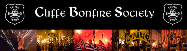 Cliffe bonfire society
