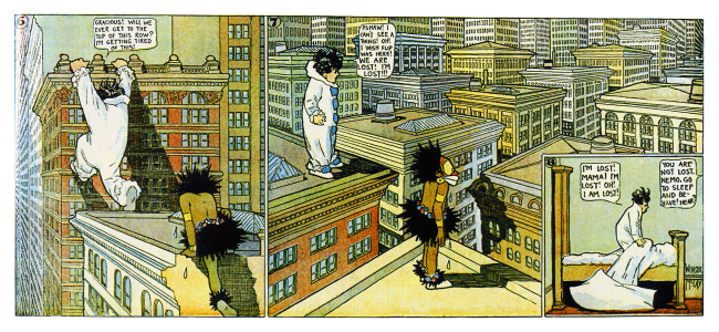 buildings Little Nemo: Watch The Film And Read The Adventures Of The Most Sublime Comic Strip Hero