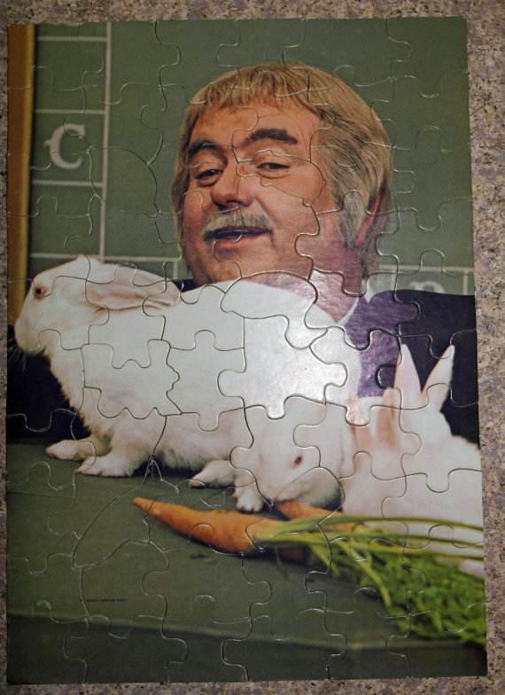 captain kangaroo jigsaw puzzle From BBC Childrens Favourites To Captain Kangaroo, Edward Whites Puffin Billy Kept The Kids Delighted
