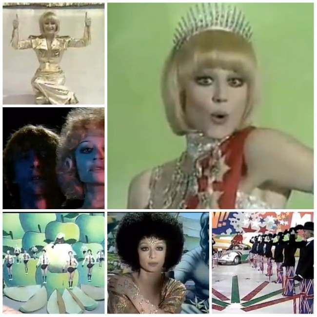 carra beatles 1978 Beatles Dance Dance Nightmares: Raffaella Carràs 1978 Hellish Tribute To The Fab Four